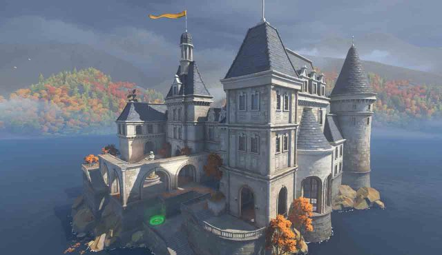 Overwatch Chateau Guilliard