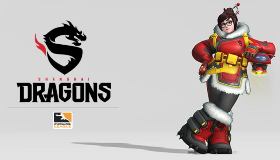 shanghai dragons mei