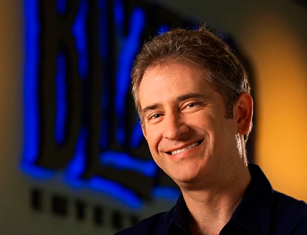 mike morhaime de blizzard