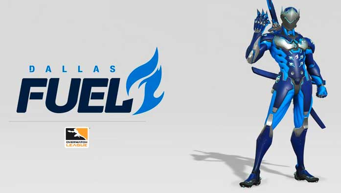 Genji Dallas fuel