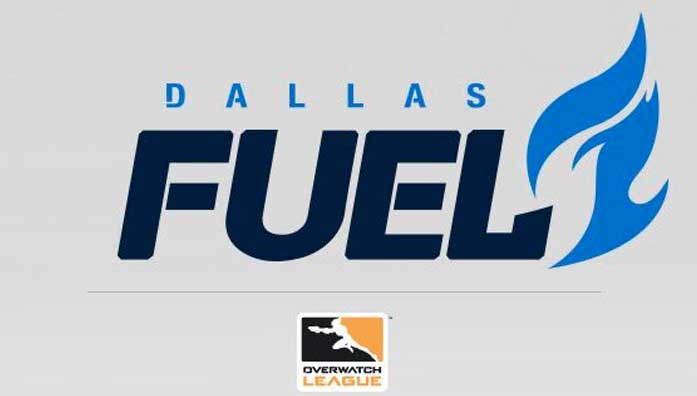 logo de dallas fuel