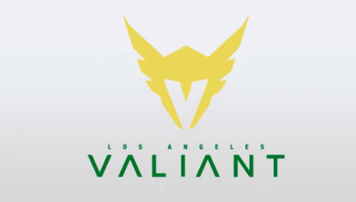 los angeles valiant logo