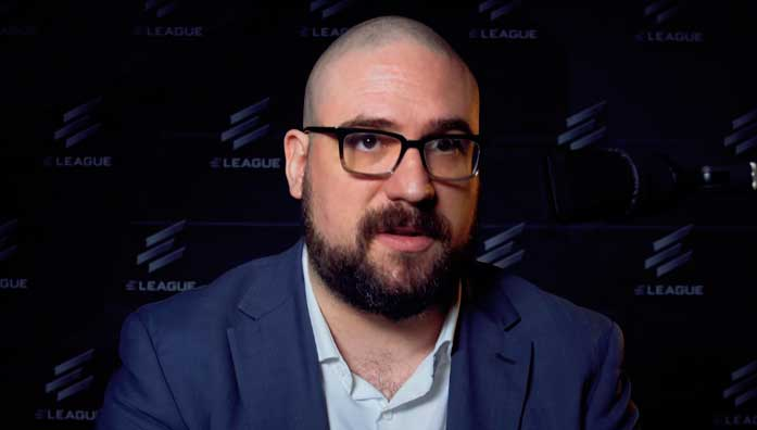 richard lewis se refiere a la overwatch league