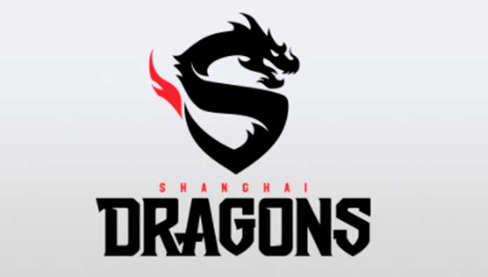 shangha dragons logo