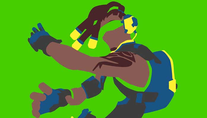 lucio parche capture the flag wall ride overwatch