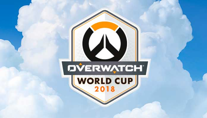 overwatch world cup´2018