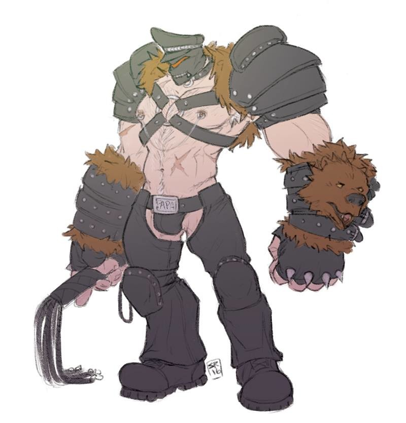concepto leather daddy reinhardt Yvonne Chung