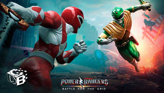 Battle for the Grid para PC y consolas — Anunciado Power Rangers