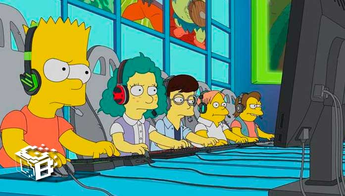 league-of-legends-riot-games-the-simpsons-episodio-capitulo-10-esports-ligas-videojuegos