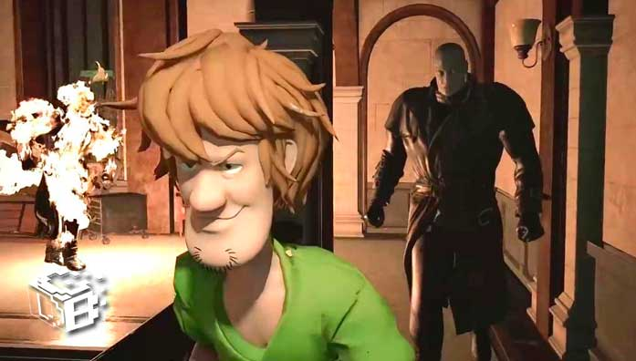 Mod of Resident Evil 2 adds the all-embracing Shaggy to the game