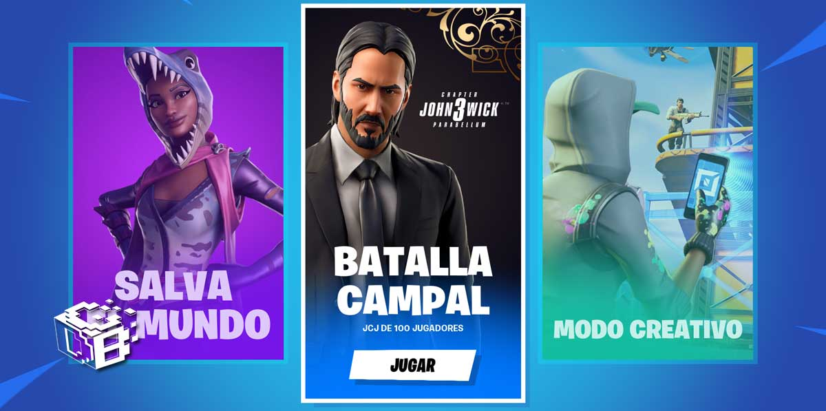 fortnite-evento-john-wick-3-parabellum-pelicula-skin-aspecto-epic-games-mega-sale