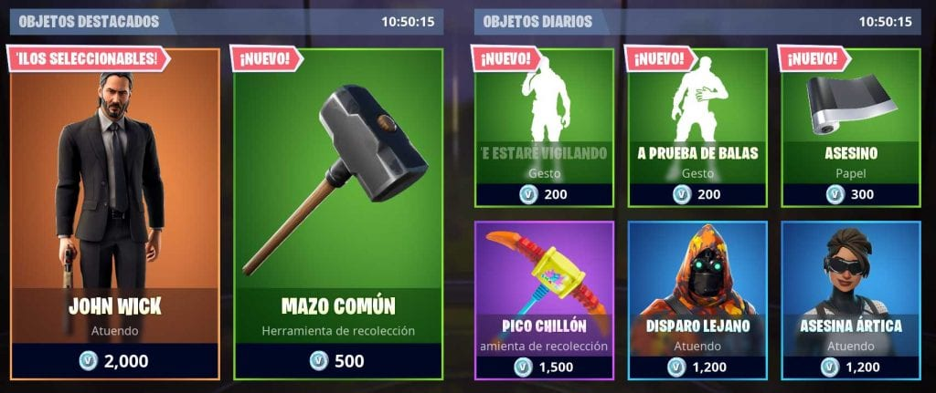 fortnite-john-wick-aspecto-skin-costo-cuesta-disponible-tienda-fortnite