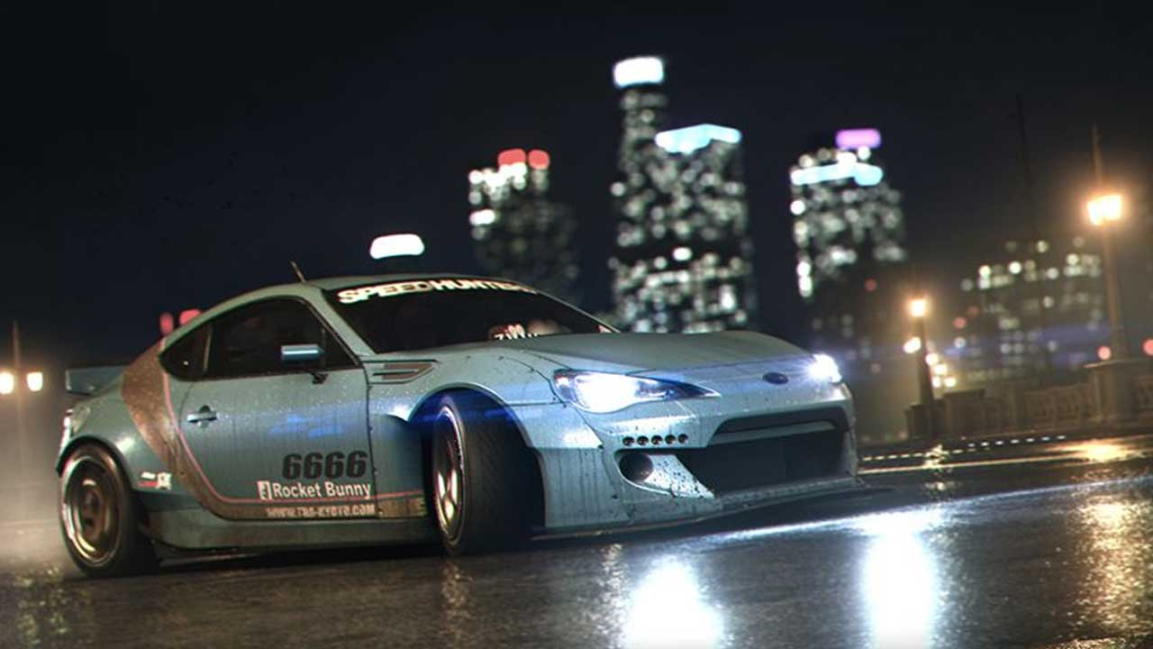 Heat es revelado de forma oficial por EA — Need For Speed