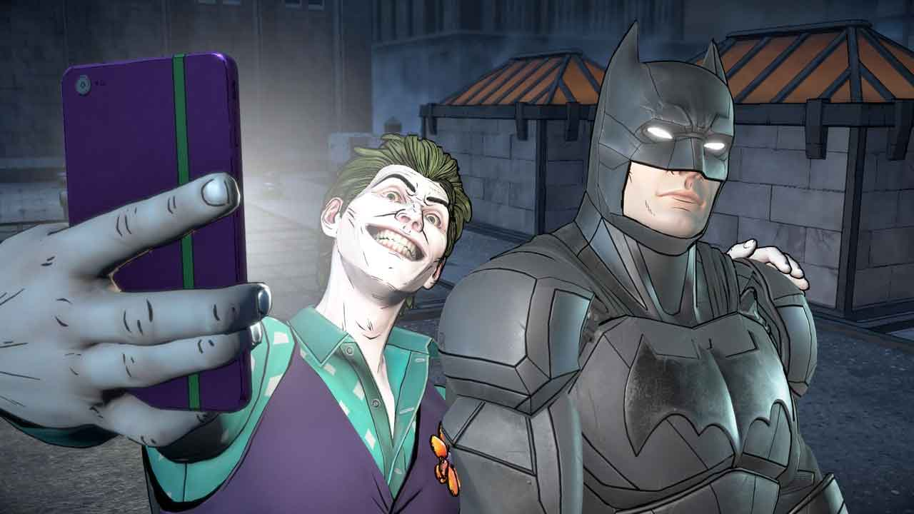 imagen de Batman: The Enemy Within para PC se encuentra gratis en la Microsoft Store
