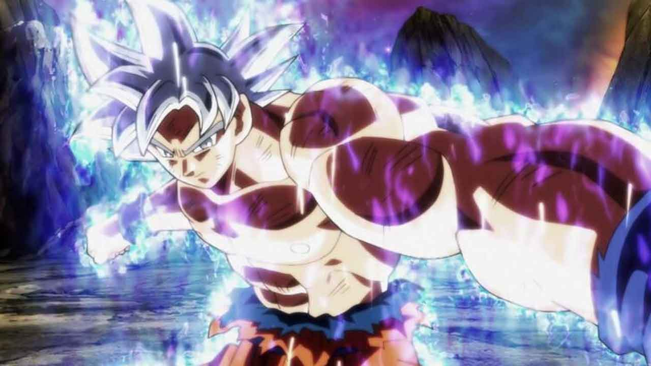 imagen de Así se ve Goku Ultra Instinto en Dragon Ball FighterZ
