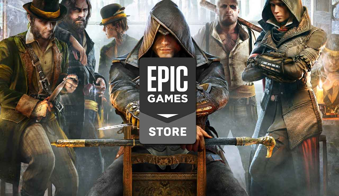 Assasins Creed Syndicate Epic Games Store Free Game