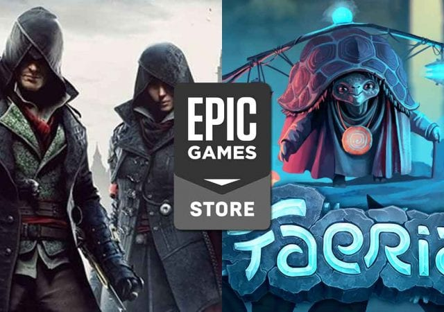 Epic games store free games assassins creed syndicate faeria