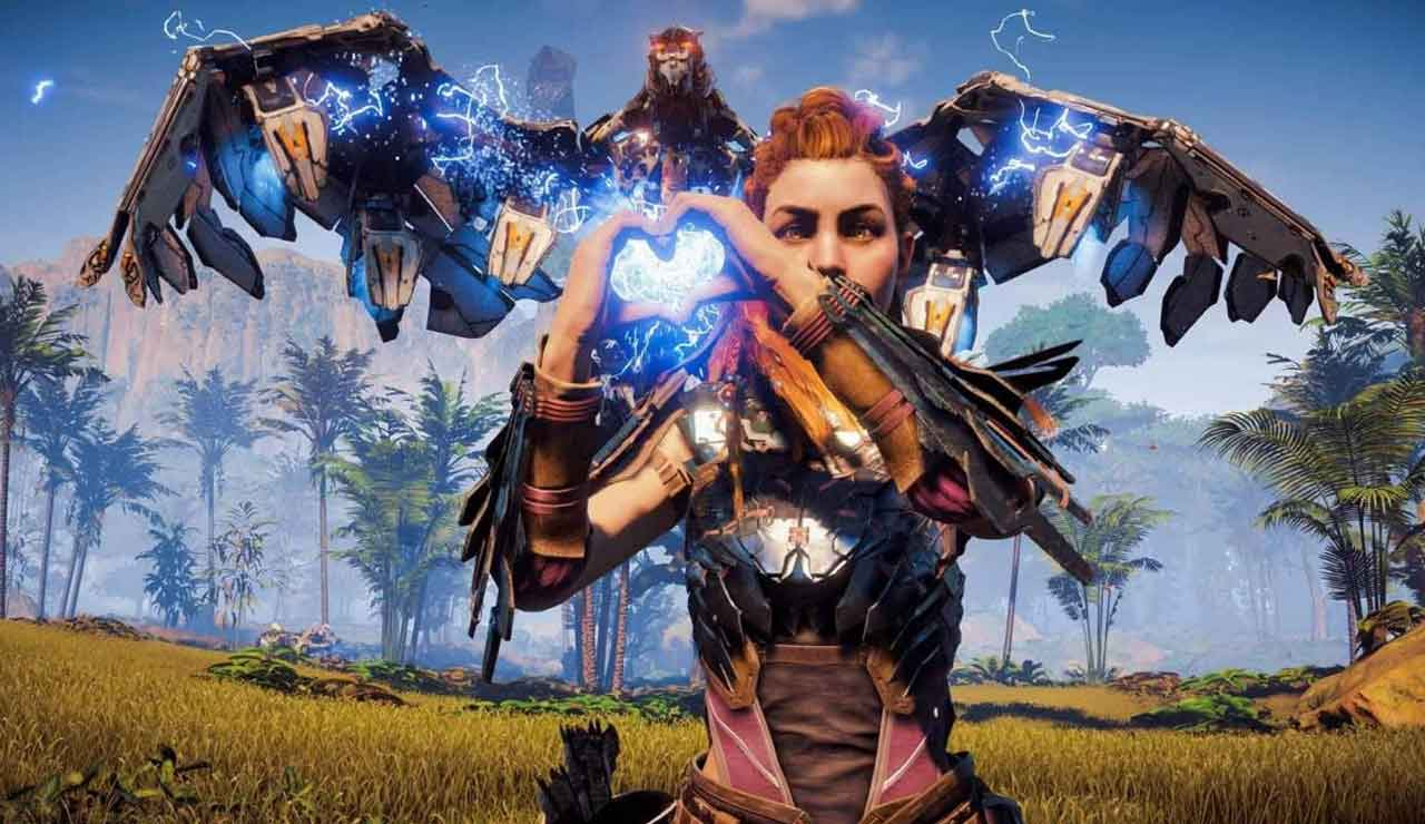 Horizon Zero Dawn PC Guerrilla Games Amazon France Sony