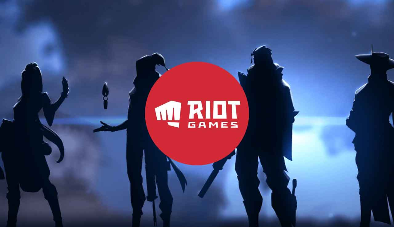 Riot Games Proyect A Valorant
