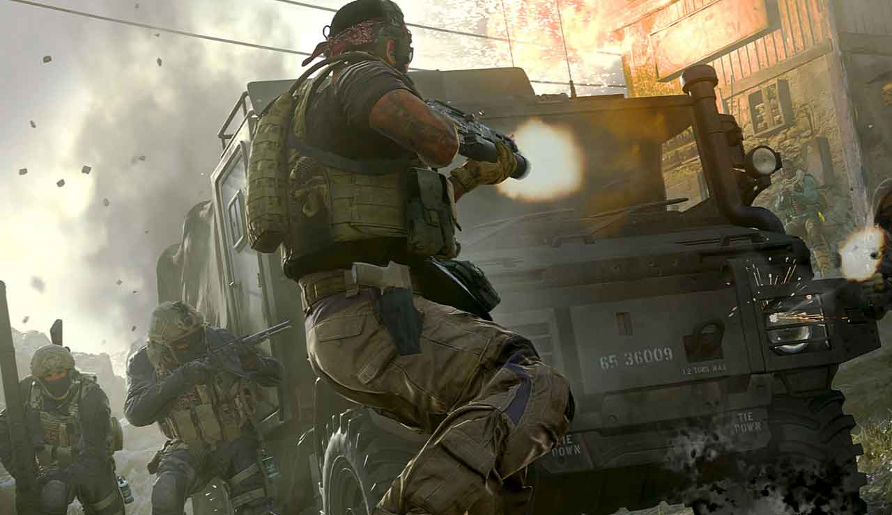 call of duty modern warfare battle royale warzone