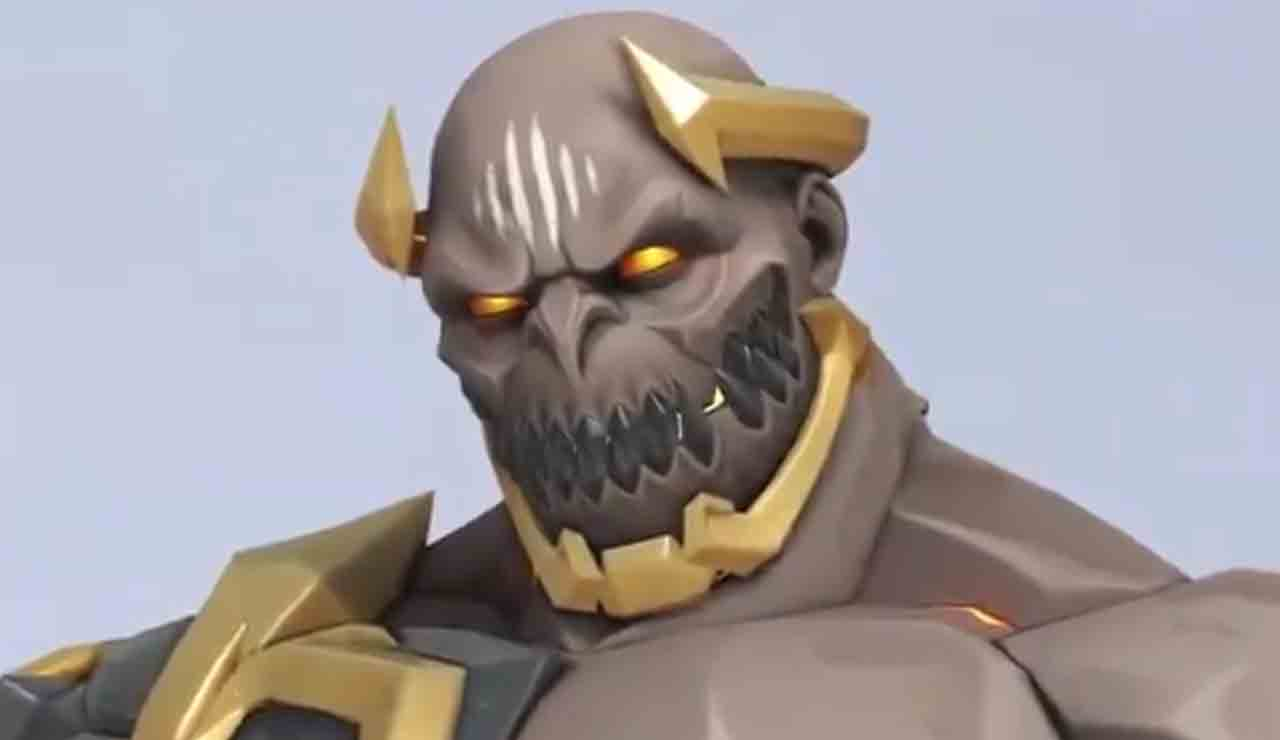 overwatch doomfist skin san francisco shock