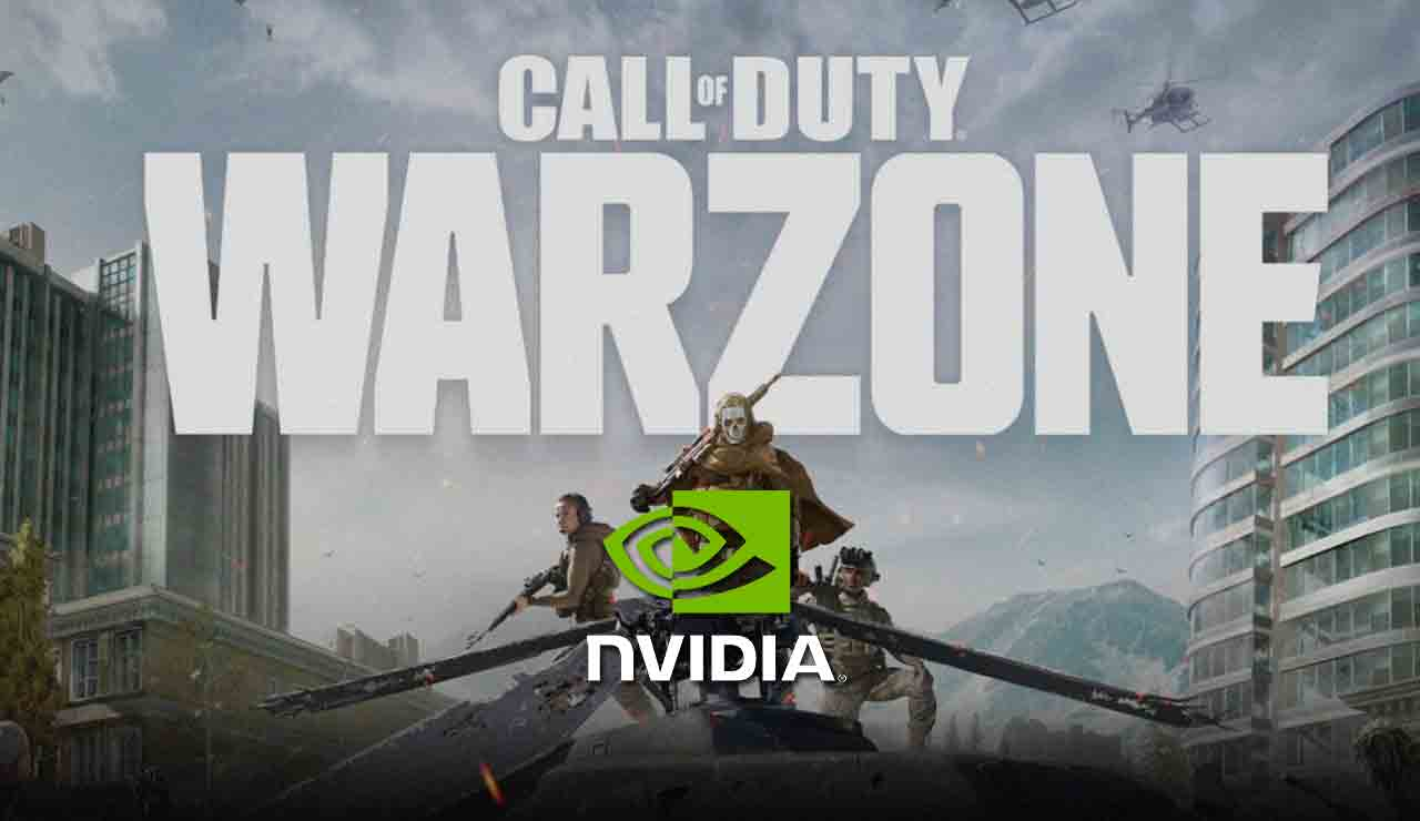 nvidia game reasy drivers call of duty warzone