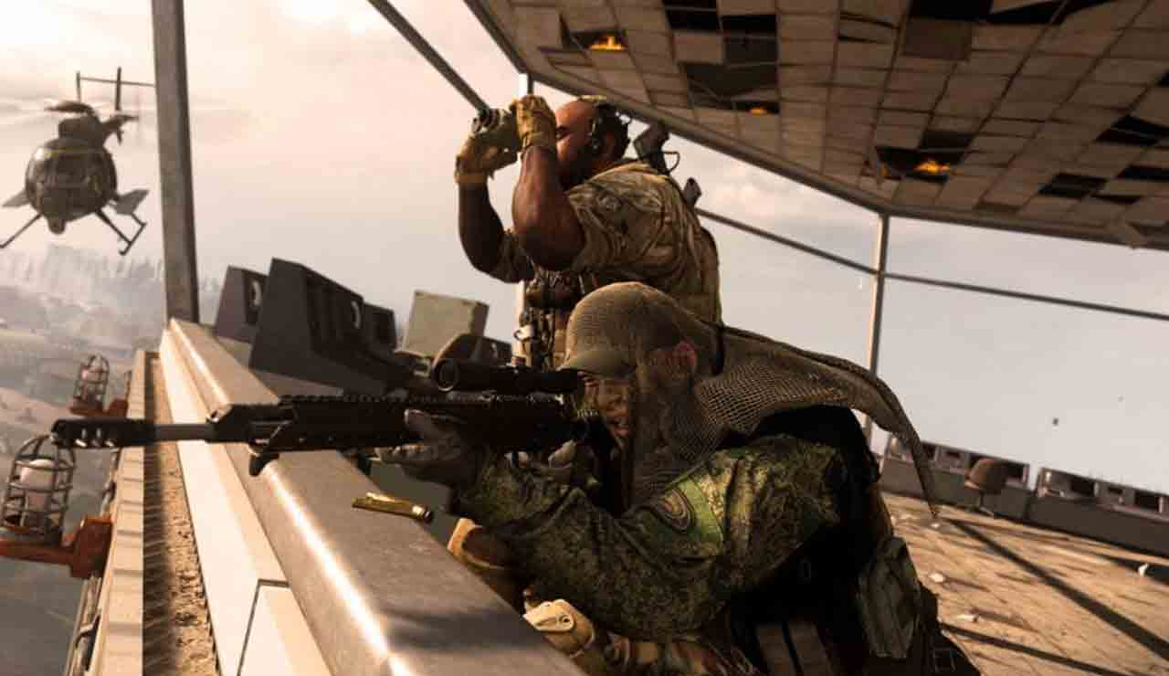 call of duty warzone argentina chile mexico