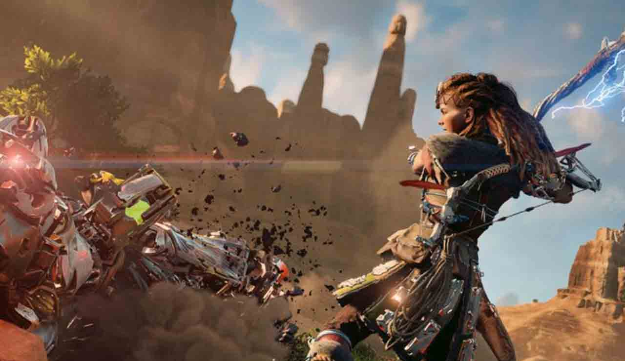 Horizon Zero Dawn 2 chile playstation 5 fecha de lanzamiento