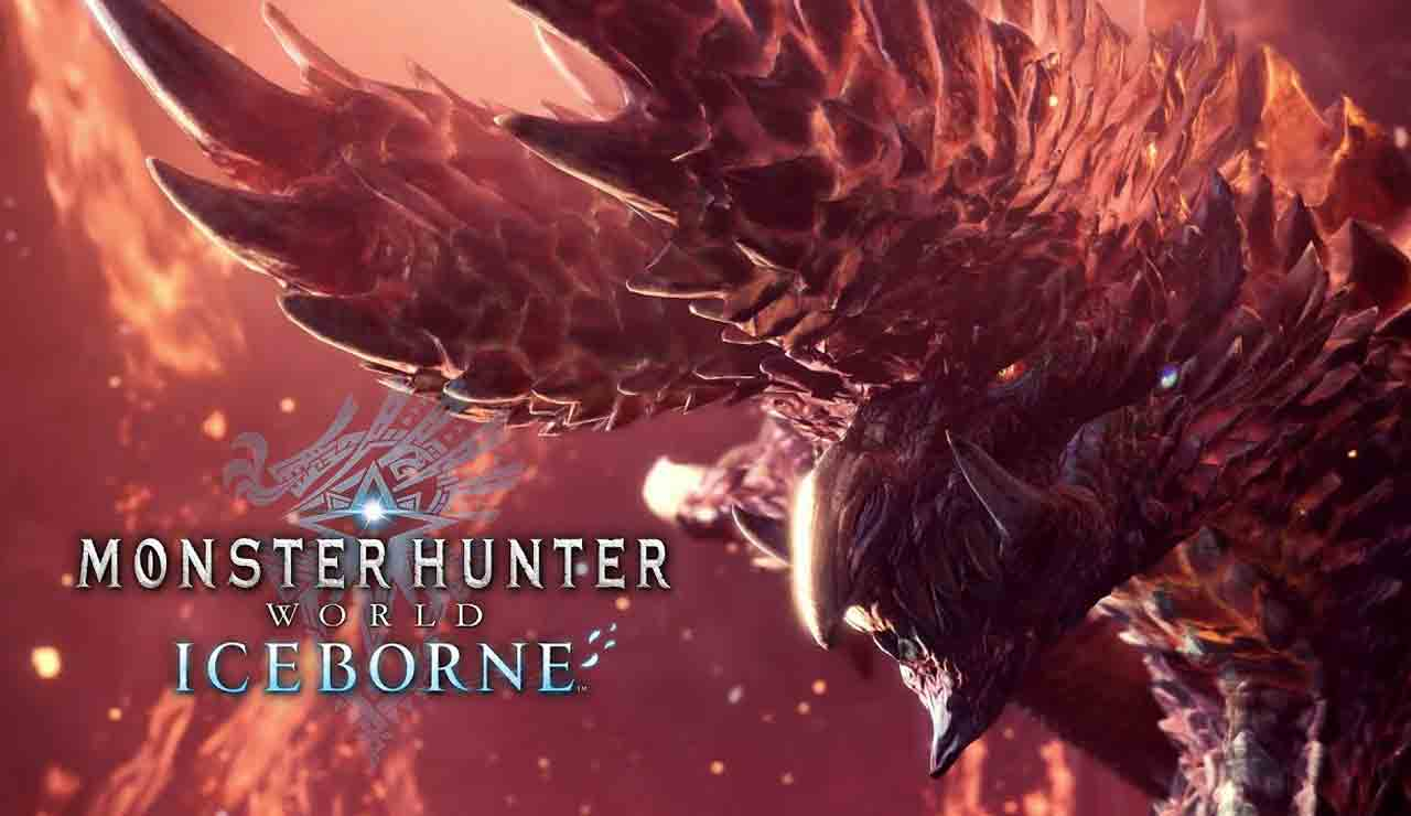 monster hunter world iceborne actualizacion alatreon chile
