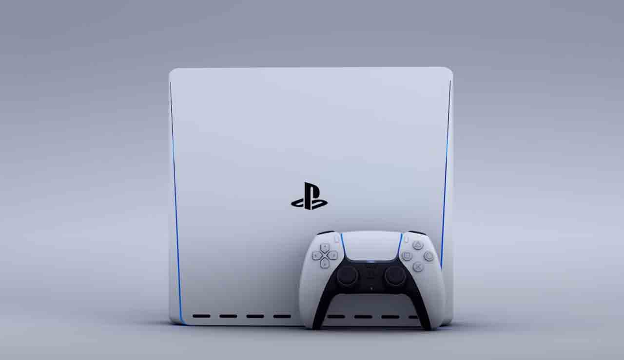 ps5 diseño sony chile argentina mexico