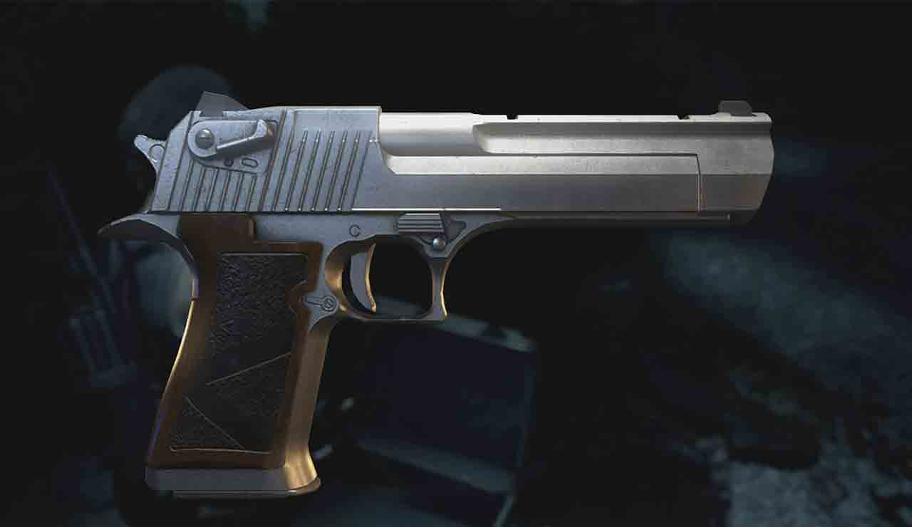 resident evil 3 remake obtener magnum pc ps4 xbox one