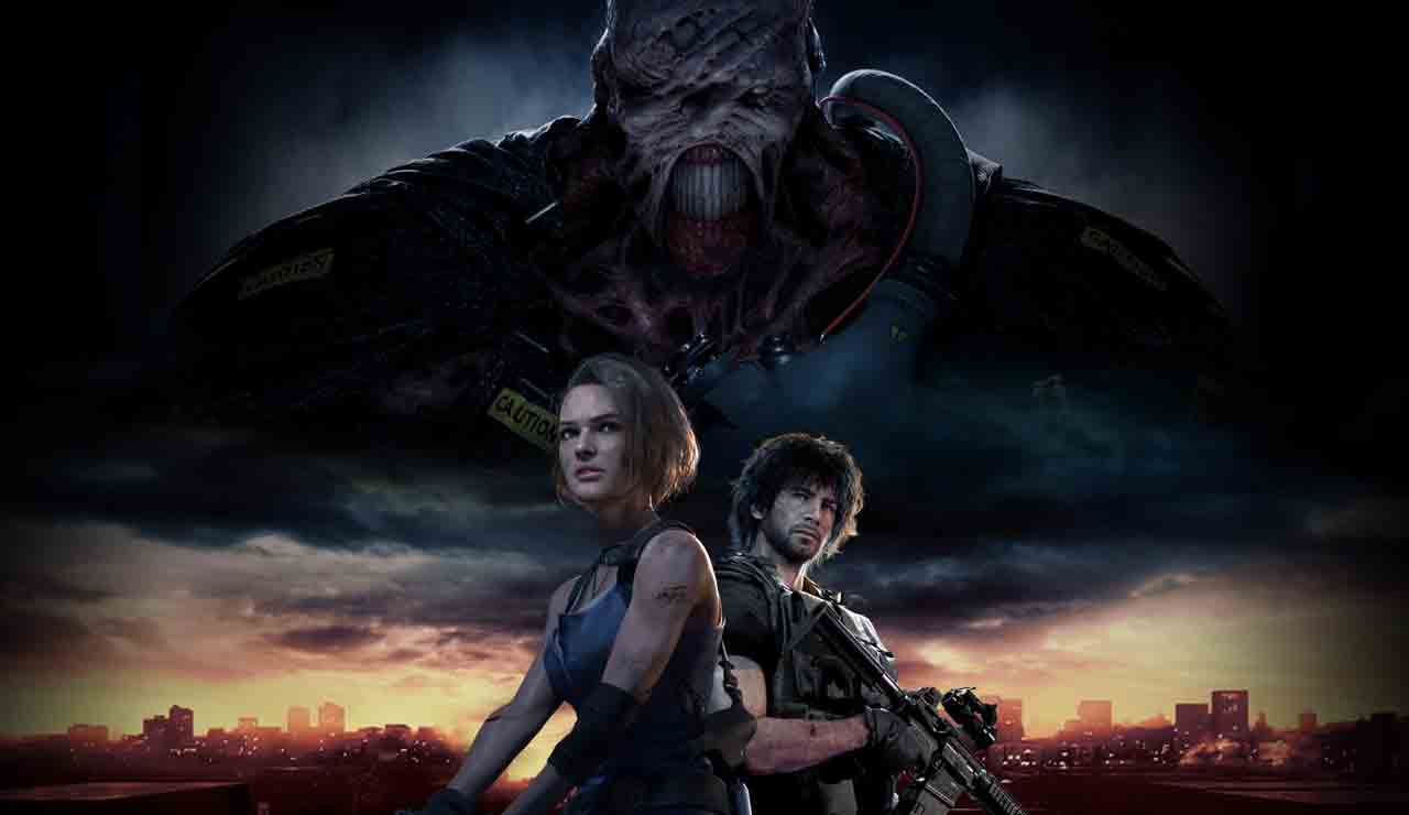 resident evil 3 remake jugadores steam pc