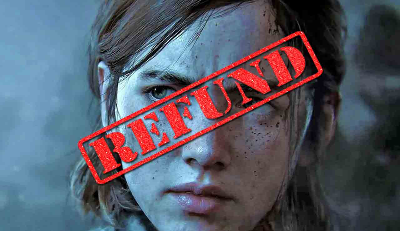 reembolso the last of us part ii playstation