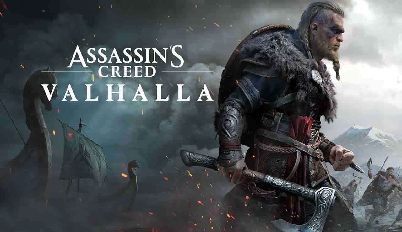 Assassins Creed Valhalla gameplay trailer fecha chile