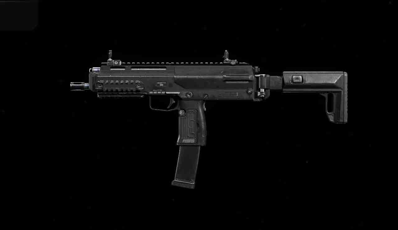 Call Of Duty Warzone mejor clase MP7