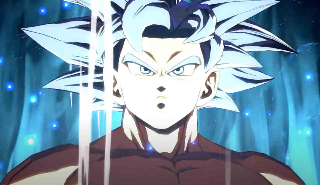 Dragon Ball FighterZ goku ultra instinct trailer bandai namco chile