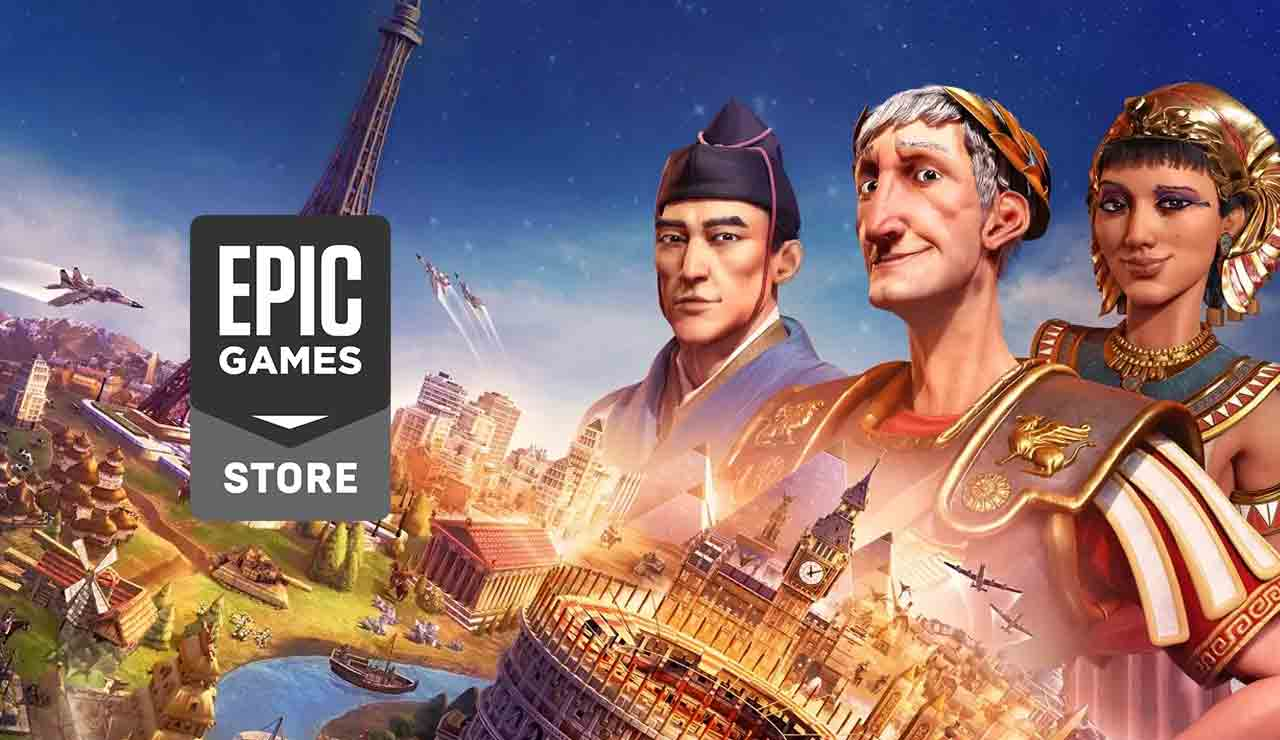 epic games store juego gratis pc civilization vi