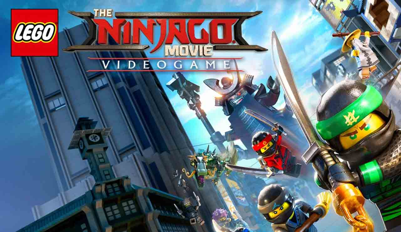 Lego NinjaGO juego gratis ps4 xbox one pc steam chile