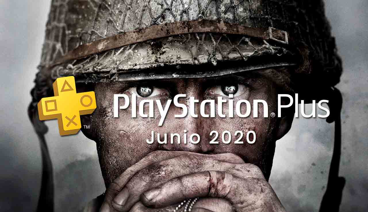call of duty wwii juego gratis ps4 ps plus junio 2020