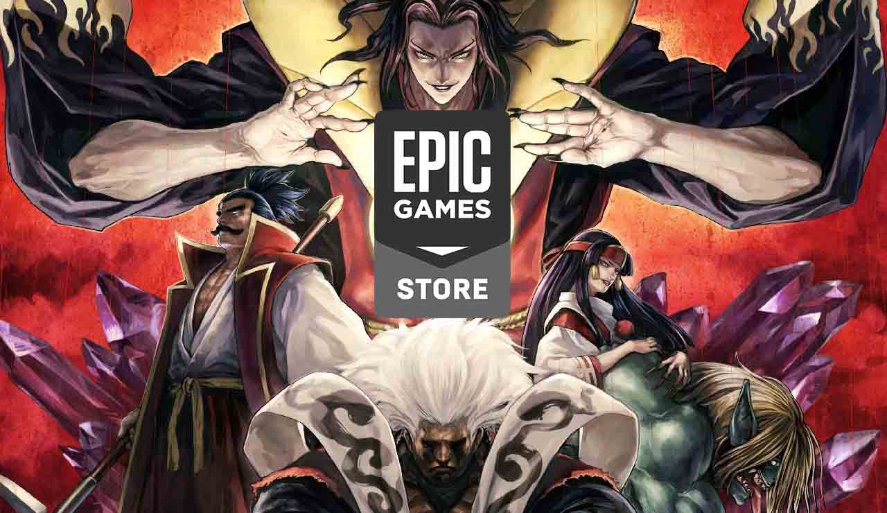 samurai shodown neogeo collection epic games store pc gratis