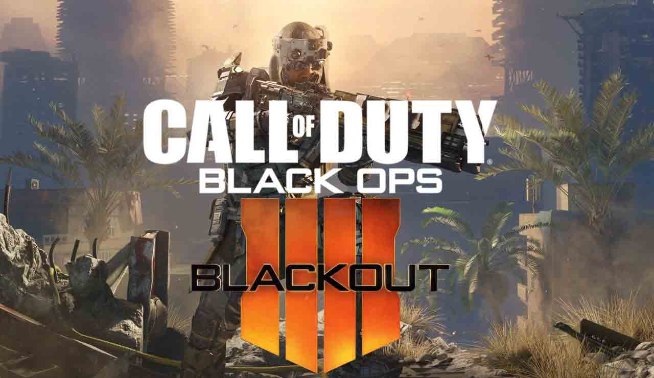 Call Of Duty Blackout 2020