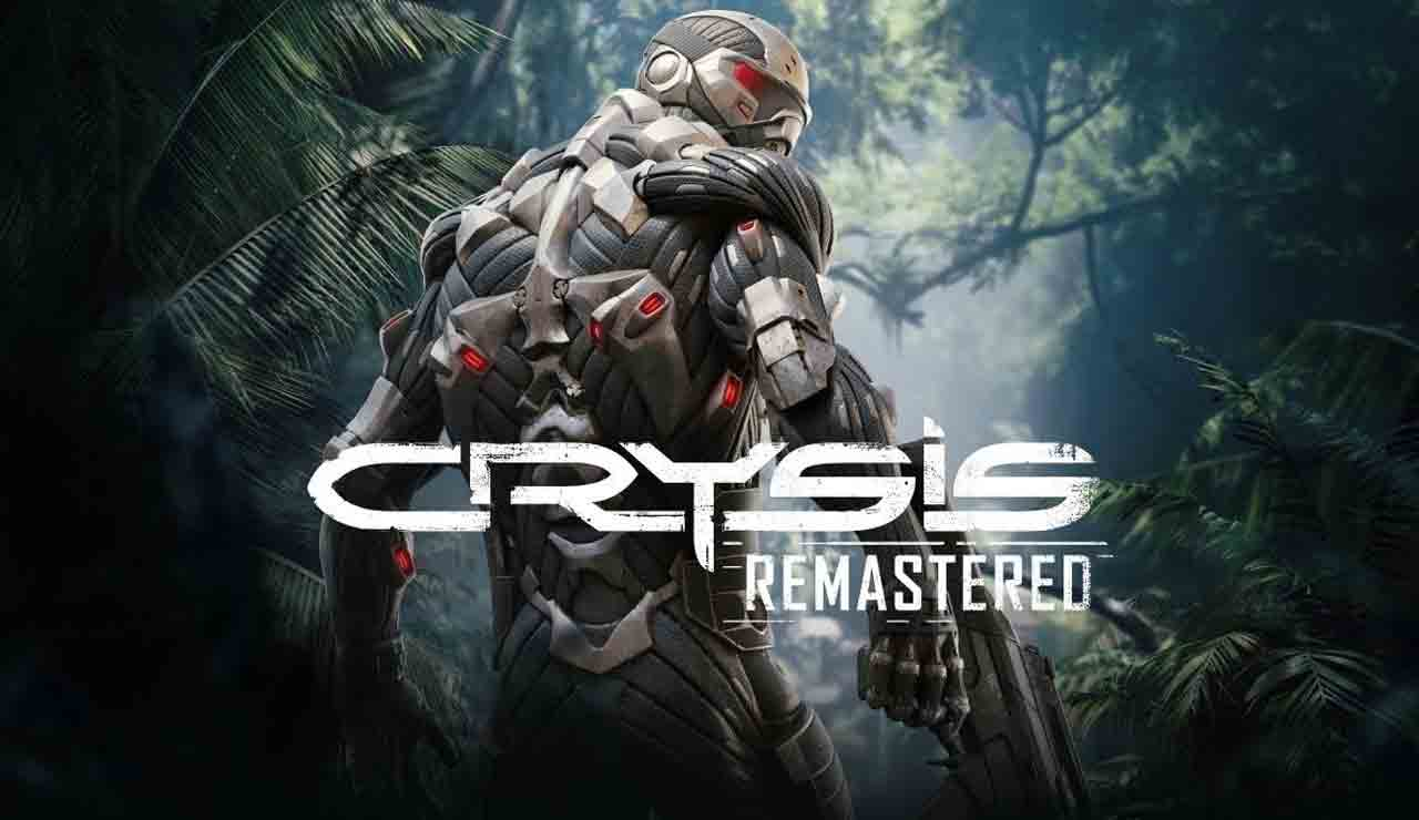 Crysis Remastered gameplay trailer
