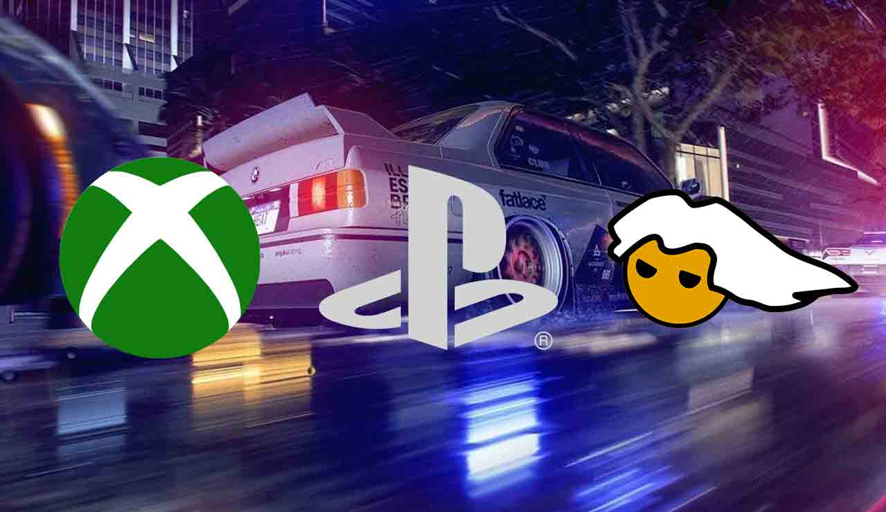 need for speed heat crossplay pc ps4 xbox one actualizacion