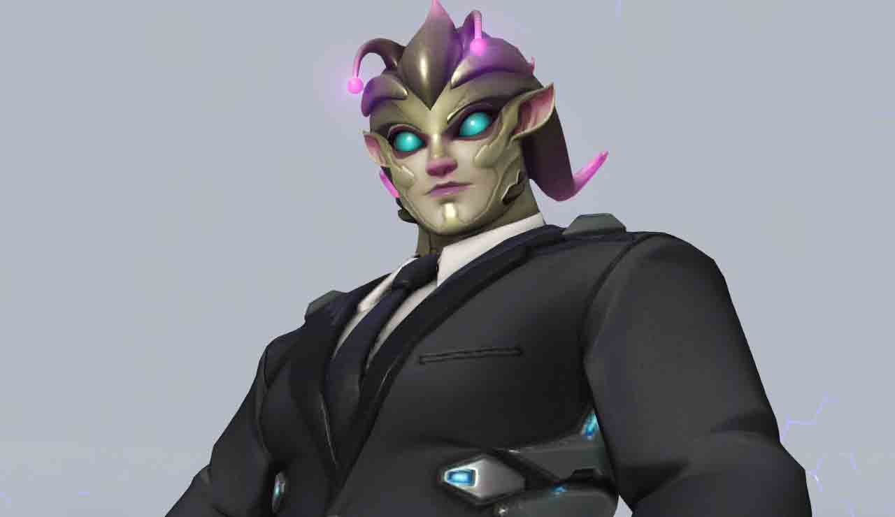 overwatch league skin zarya alien