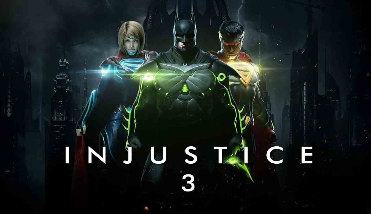 Injustice 3 pronto gameplay