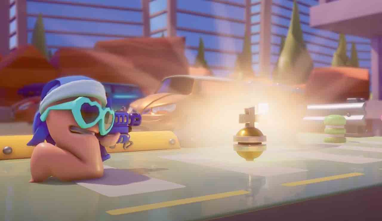 Worms Rumble ps5 pc trailer
