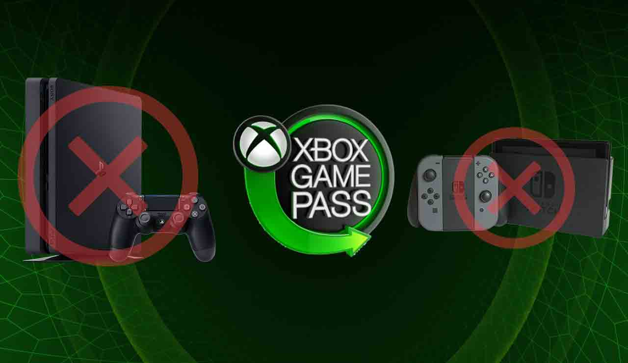 xbox game pass playstation 4 nintendo switch