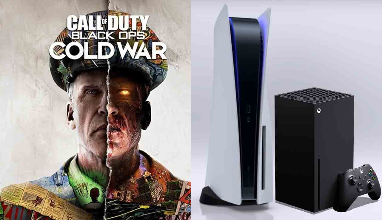 Call Of Duty Black Ops Cold War ps5 xbox series x comprar