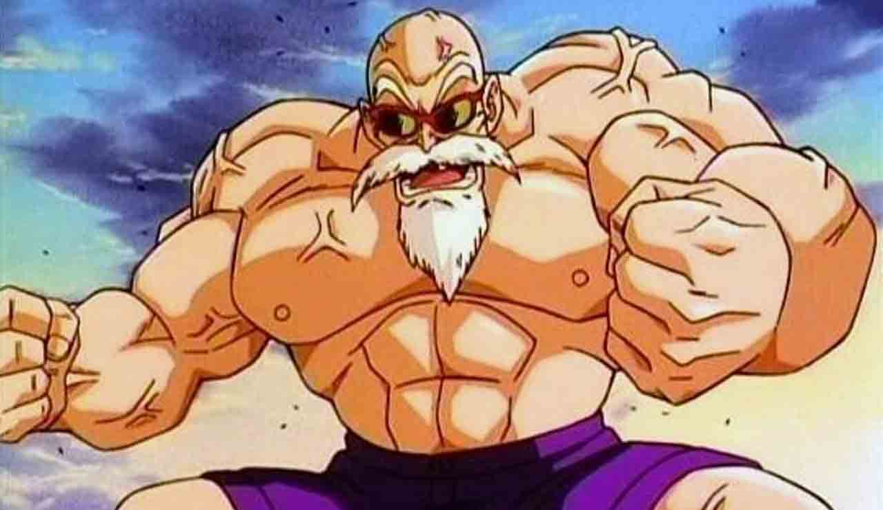 Dragon Ball FighterZ Maestro Roshi DLC