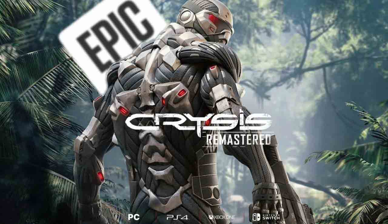 Epic Games Store Crysis Remastered PC